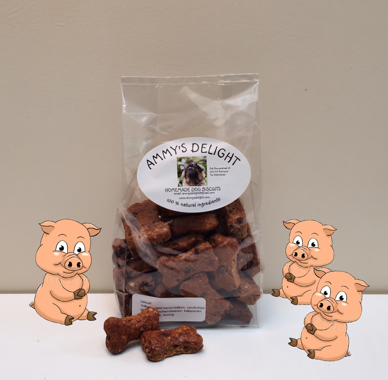 Little Paws, small dog biscuits