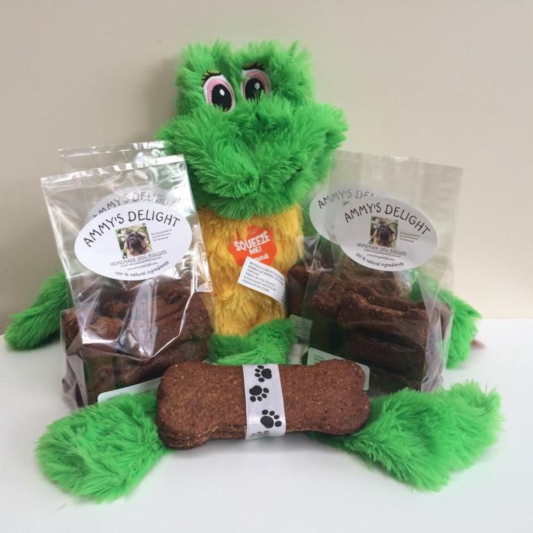Ammy's monthly treat box